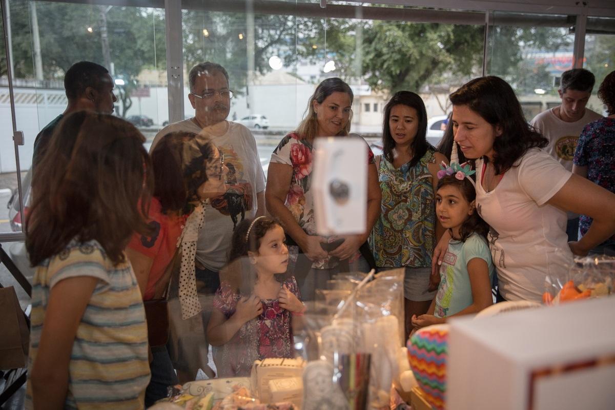 Feira de empreendedores acontece em Santos e tem entradagratuita