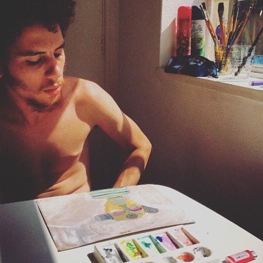 Educando pela arte: desenhos e ilustrações de um artista em diálogo com aeducação.